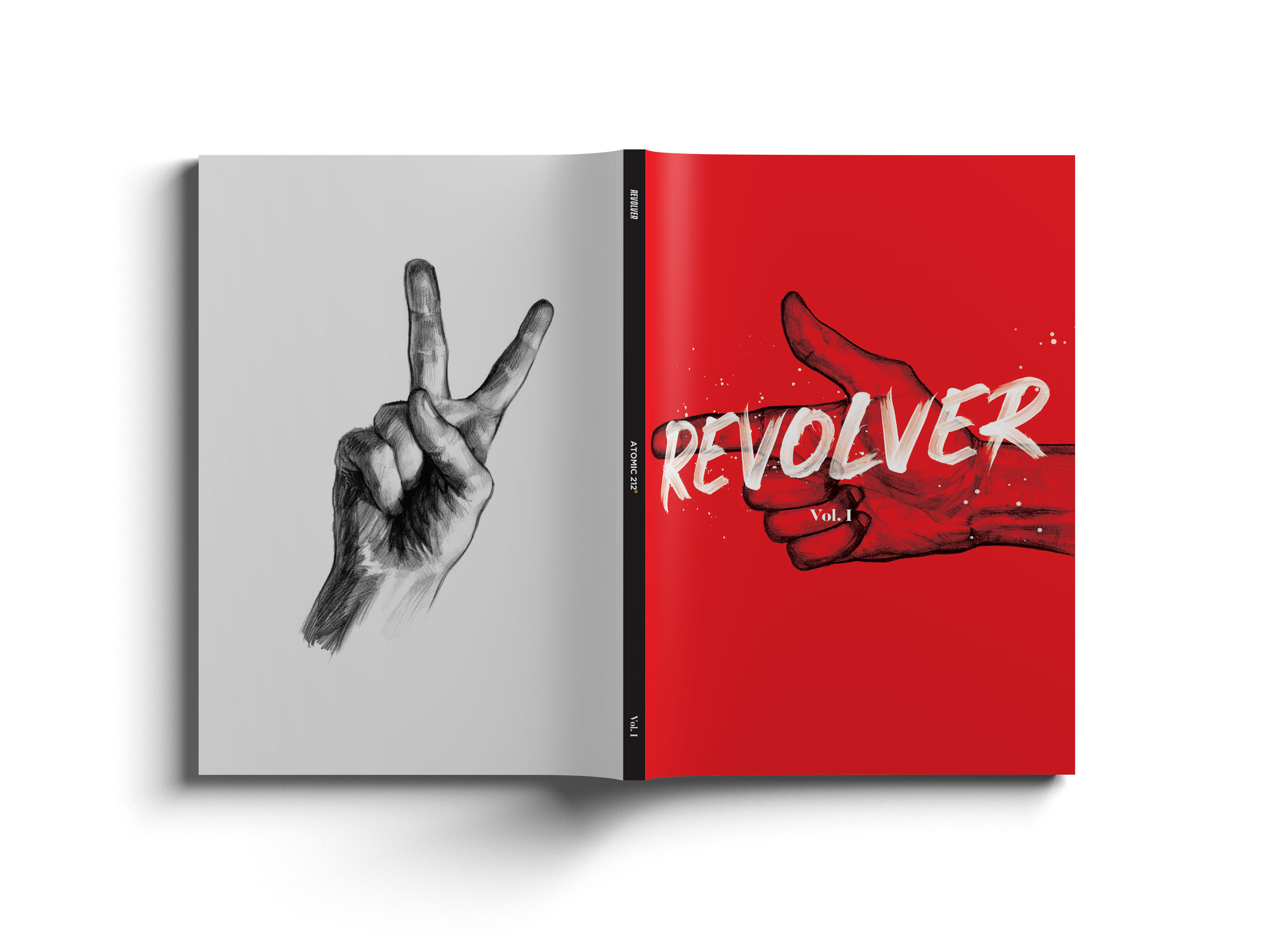 Atomic212 Revolver Publication